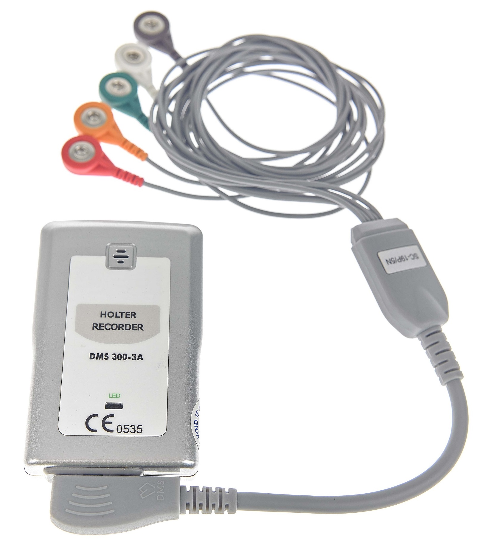 Cardioscan 24hr Ecg Holter Recorder Numed Healthcare