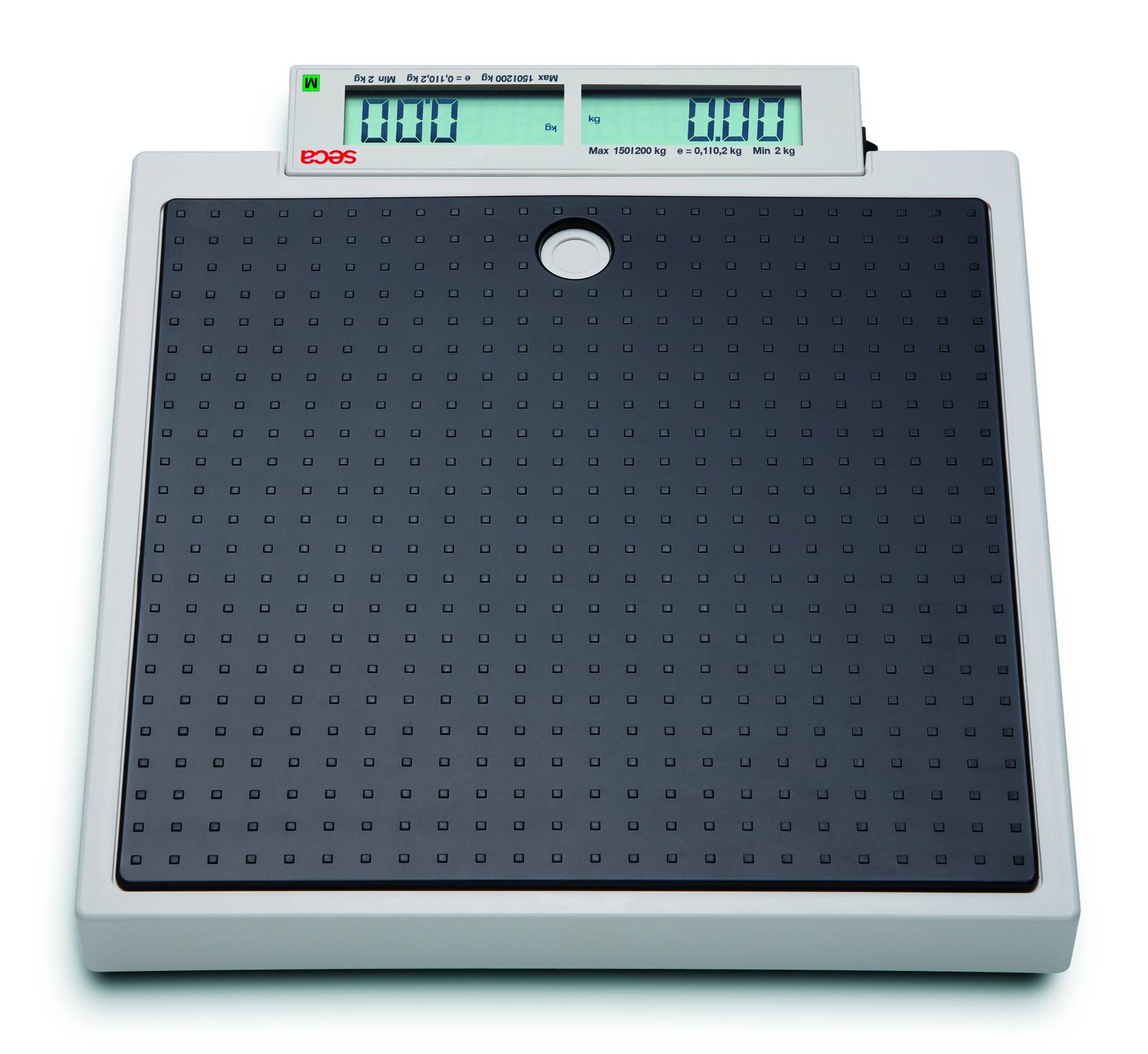 Seca 878 Class Iii Digital Flat Scale For Mobile Use